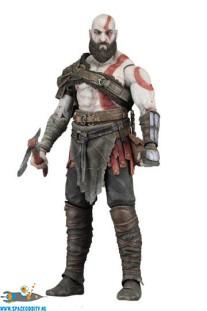 God of War ( 2018 ) Kratos actiefiguur 18 cm