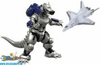 Godzilla against Mechagodzilla bouwpakket Mechagodzilla 3 mfs-3 Kiriyu with Shirasagi