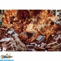 Godzilla puzzel Yoshihito Sugahara Works second form