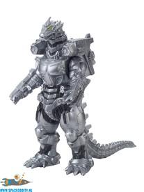 Godzilla soft vinyl figuur Mechagodzilla heavily armored
