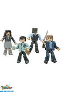 Gotham minimates series 1 box set