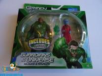 Green Lantern actiefiguren Kilowog & Ranakar