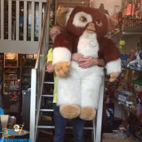 Gremlins pluche Gizmo van ongeveer 1,15 meter groot