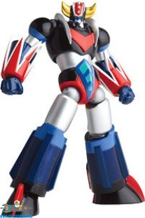 Grendizer Legacy of Revoltech action figure