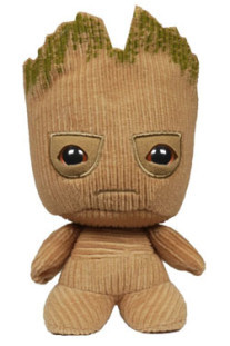 Guardians of the Galaxy Fabrikations! Groot pluche