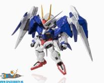 Gundam 00 Gundam & 0 Raiser set NXedge style actiefiguur