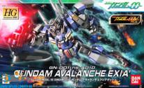 Gundam 00 Gundam Avalanche Exia 1/144 hg