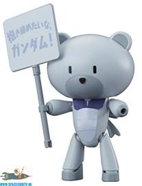 Gundam 00 Petit'GGuy Graham Aker White & Placard