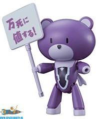 Gundam 00 Petit'GGuy Tiera Erde Purple & Placard