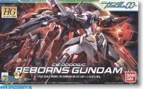 Gundam 00 Reborns Gundam 1/114 hg