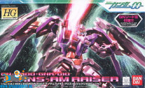 Gundam 00 Trans-Am Raiser 1/144 HG