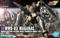 Gundam After Colony 223 Gundam Wing WMS-03 Maganac