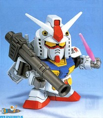 Gundam BB-200 RX-78-2 Gundam