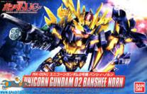 Gundam BB-391 RX-0(N) Unicorn Gundam 02 Banshee Norn