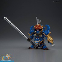 Gundam BB-411 HuangGai Gouf & Six Combining Weapons Set B