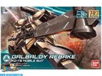 Gundam Build Divers 010 Galbaldy Rebake