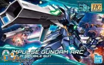 Gundam Build Divers 017 Impulse Gundam ARC