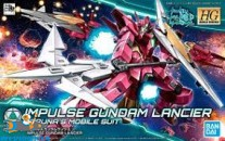 ​Gundam Build Divers 018 Impulse Gundam Lancier