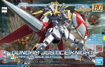 Gundam Build Divers Re:Rise Gundam Justice Knight