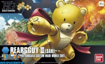 Gundam Build Fighters 005 Beargguy III (San)