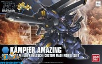 Gundam Build Fighters 008 Kampfer Amazing