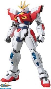 Gundam Build Fighters 018 Build  Burning Gundam