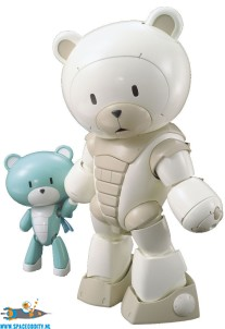 Gundam Build Fighters 022 Beargguy F (family)