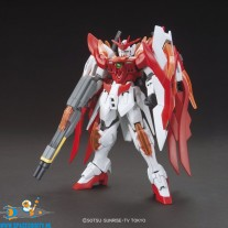Gundam Build Fighters 033 Wing Gundam Zero Honoo