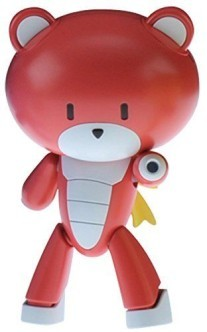 Gundam Build Fighters Try Petit'GGuy 01 Burning Red