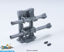 Gundam Builders Parts System Weapon 009