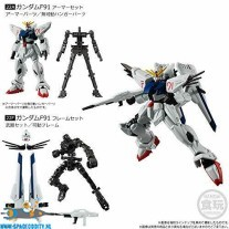 Gundam G Frame 08 Gundam F91 set van 2 doosjes