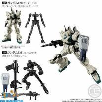 Gundam G Frame 08 RX-79(G) Gundam EZ8 set van 2 doosjes