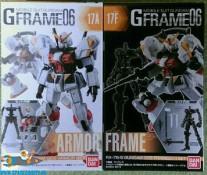 Gundam G Frame RX-78-05 Gundam G05 set van 2 doosjes