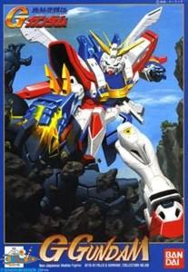 Gundam G Gundam 1/144 schaal