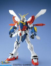 Gundam G Gundam GF13-017NJII ( God Gundam ) 1/100 MG