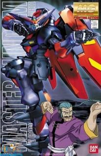Gundam GF13-001 NH Master Gundam 1/100 MG