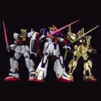 Gundam Gryphios War Zeta Gundam