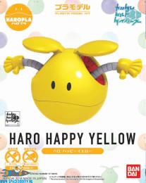 Gundam Haropla bouwpakket Haro Happy Yellow