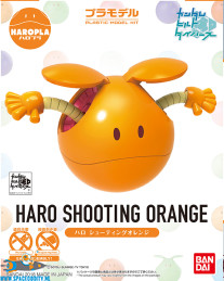 ​Gundam Haropla bouwpakket Haro Shooting Orange