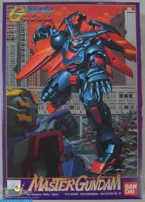 Gundam Master Gundam 1/144 schaal