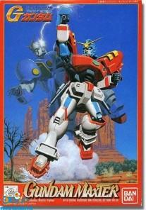 Gundam Maxter 1/144 schaal
