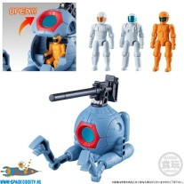 Gundam Micro Wars vol. 3 trading figuur Ball & Pilot