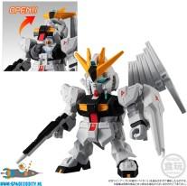 Gundam Micro Wars vol. 3 trading figuur Nu Gundam