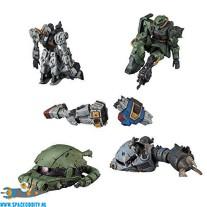Gundam Mobile Suit Imagination set van 5 figuurtjes