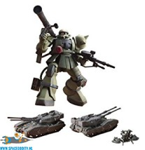 Gundam MS-06 Zaku The Ground War Set