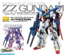 Gundam MSZ-010 ZZ Gundam Ver. Ka 1/100 MG
