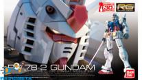 Gundam Real Grade 01 Gundam RX-78-2