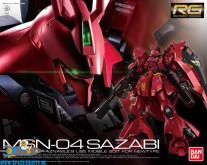 Gundam Real Grade 29 MSN-04 Sazabi
