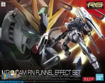 Gundam Real Grade RX-93 Nu Gundam Fin Funnel Effect Set