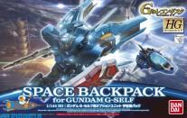 Gundam Reconguista in G Gundam Space Backpack for Gundam G-Self